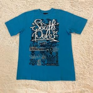 Southpole Authentic Collection T shirt Size Large